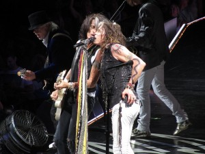 Aerosmith in concert